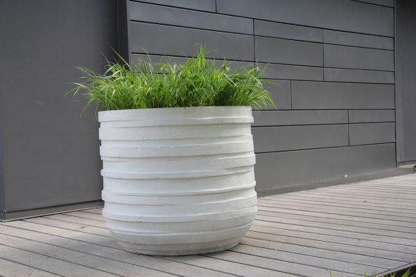 hydra betonnen bloembak boompot