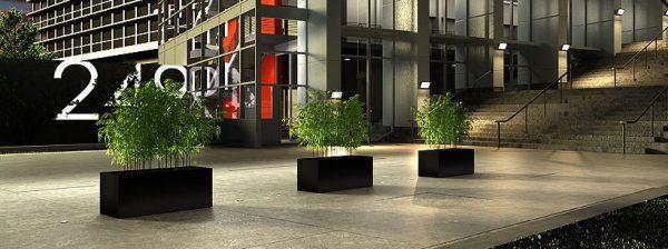 roberto betonnen plantenbak